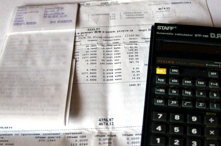 Жители Стерлитамака должны ресурсоснабжающим организациям 376 млн рублей