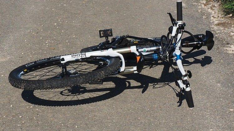ВБашкирии шофёр ВАЗ-2109 насмерть сбил велосипедистку
