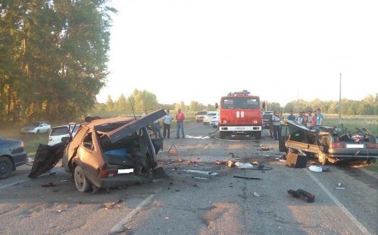 Жертвами ужасной трагедии вБашкирии стали трое человек
