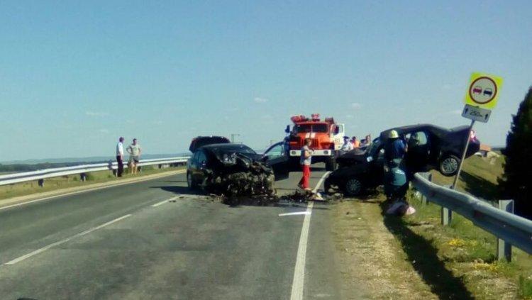 ВБашкирии после жуткого ДТП погибли три человека