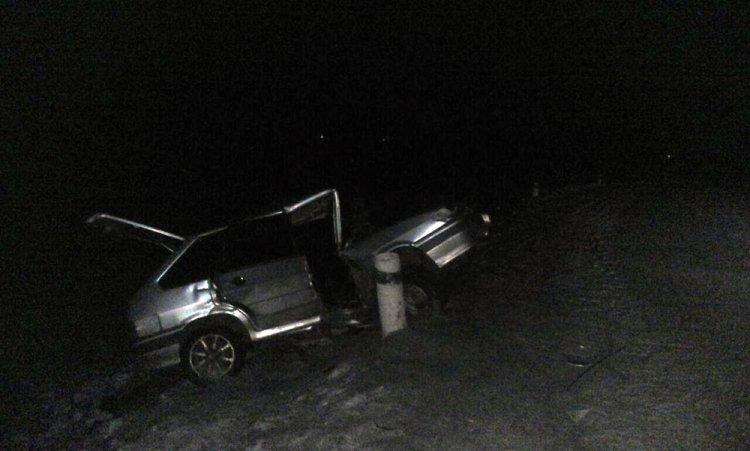 ВБашкирии «четырнадцатая» налетела настолб: пострадала 17-летняя школьница