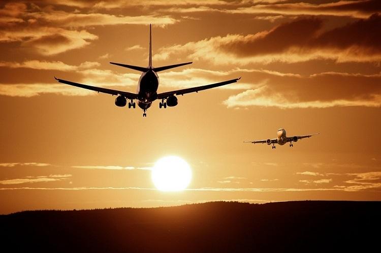 Самолёт «Уфа» совершил свою первую посадку водноимённом аэропорту