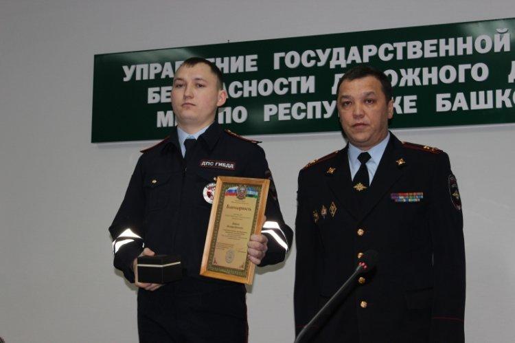 ВБашкирии двое полицейских спасли тонущего рыбака