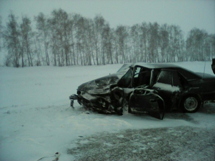 Натрассе Стерлитамак-Федоровка врезультате дорожного происшествия погибли два человека