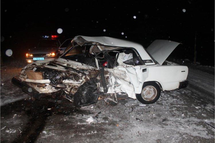 Гражданин Башкортостана умер вДТП за пару часов доНового года