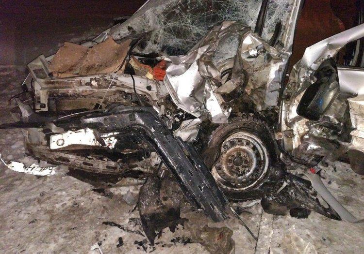 Под Уфой умер шофёр, шесть человек ранены