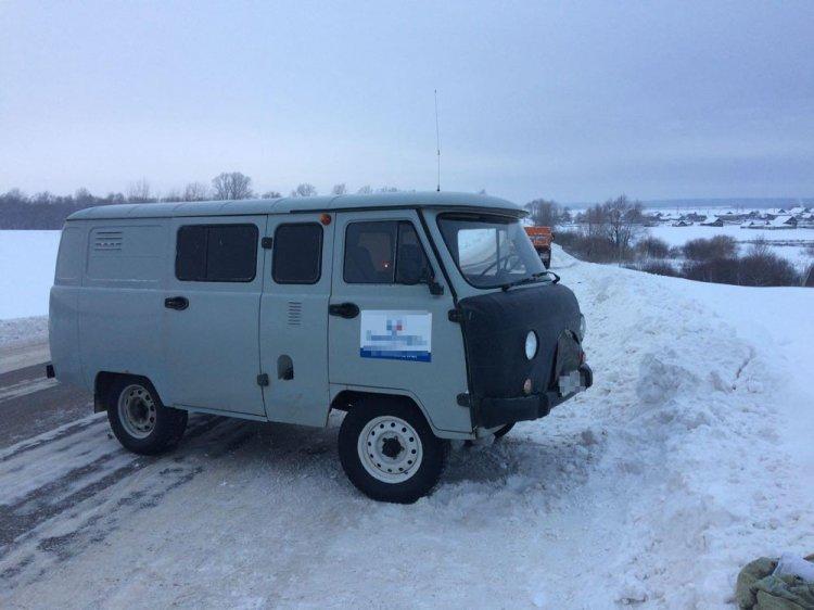 ВБашкирии 10-летний ребенок угодил под колеса «УАЗа»