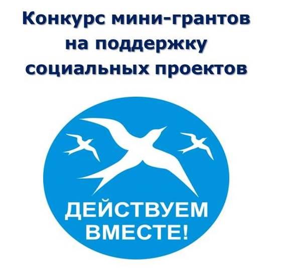 ВБашкортостане стартовал конкурс мини-грантов социальных проектов «Действуем вместе»