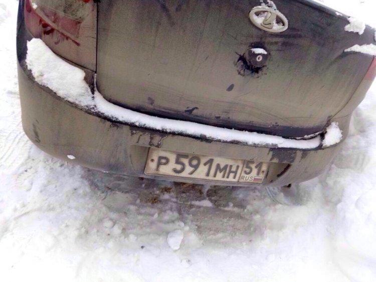 ВУфе разыскивается шофёр «Гранты», скрывшийся после наезда напешехода