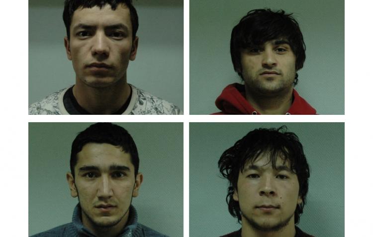 ВУфе задержали подозреваемых всерии разбойных нападений наженщин