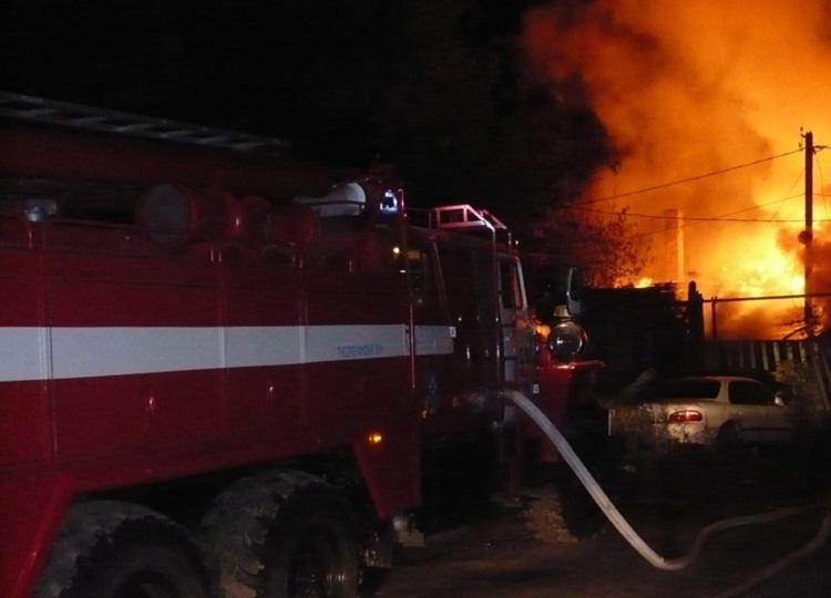 Детали жуткого пожара вУфе: впламени пострадал один человек