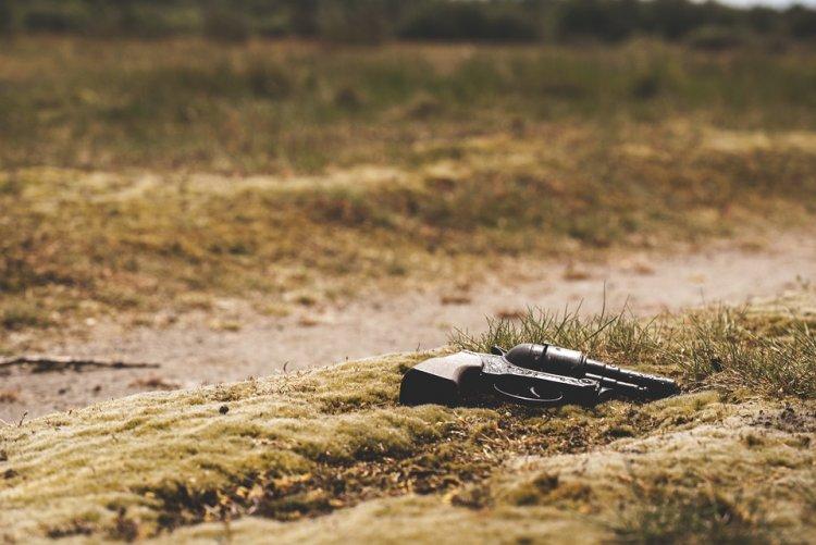 ВБашкирии мужчина застрелил знакомого изревольвера образца 1895 года