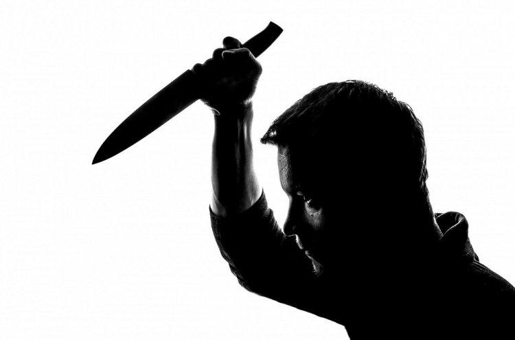 Уфимские полицейские задержали местного жителя, который изрезал ножом приятеля