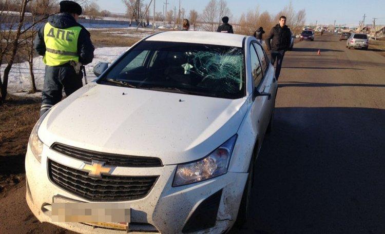 ВМелеузовском районе женщина на«Крузе» насмерть сбила пешехода