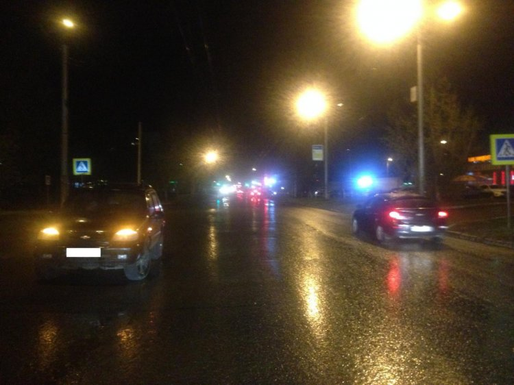 ВУфе молодой шофёр джипа на«зебре» сбил 14-летнюю девочку