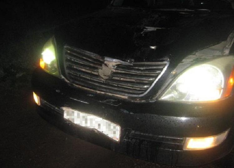 «Лексус GX470» насмерть сбил мужчину-пешехода вБашкирии