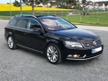 Volkswagen Passat B7 – проблемные места в автомобиле