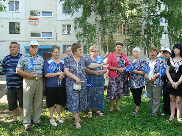 В Кировском районе Уфы на ремонт дворов потратят 25 млн рублей