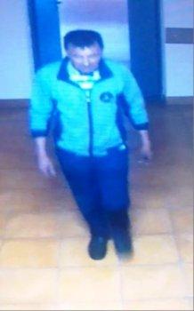 Уфимская полиция разыскивает подозреваемого в краже
