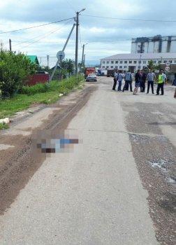 В Давлеканово насмерть сбили ребенка, водитель скрылся с места ДТП