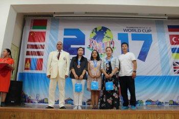 Айгуль Идрисова победила на этапе Кубка мира по международным шашкам  в Монголии