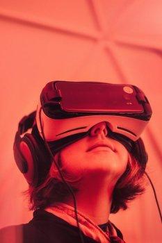 Аттракционы виртуальной реальности: необычный и доходный бизнес