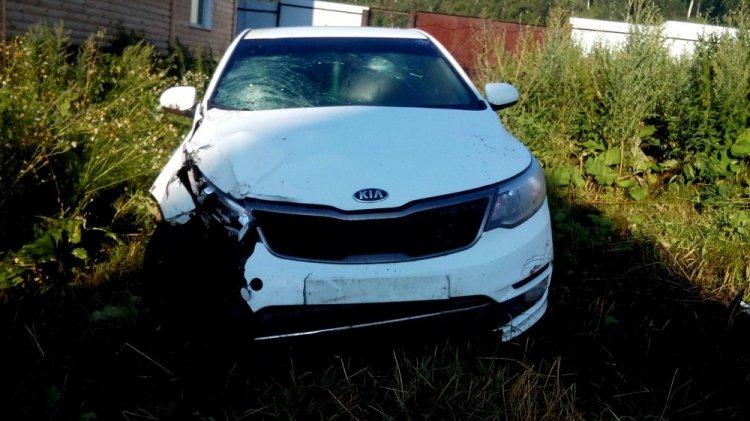 ВБашкирии нетрезвый шофёр сбил школьника и2 женщин