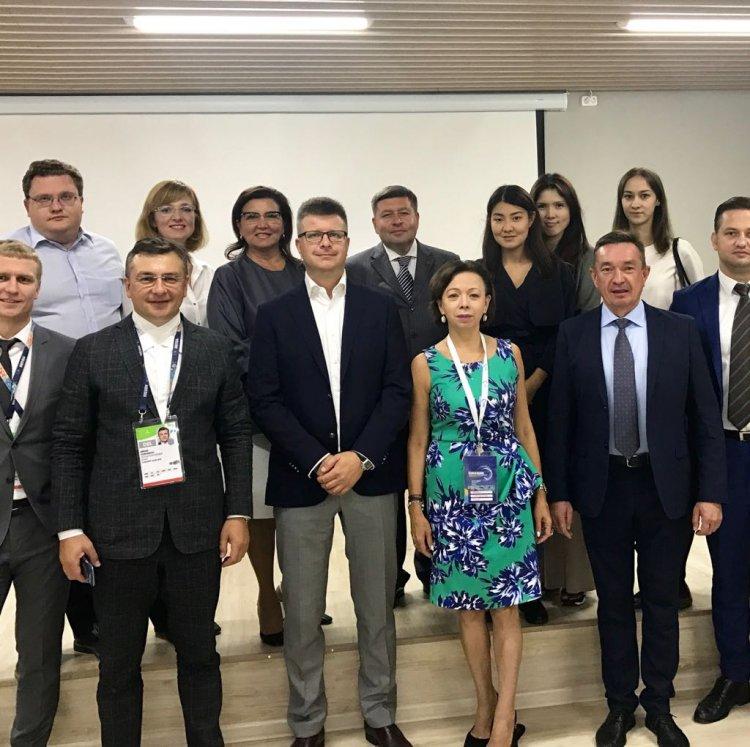 Российский энергетический форум презентован на ЭКСПО-2017