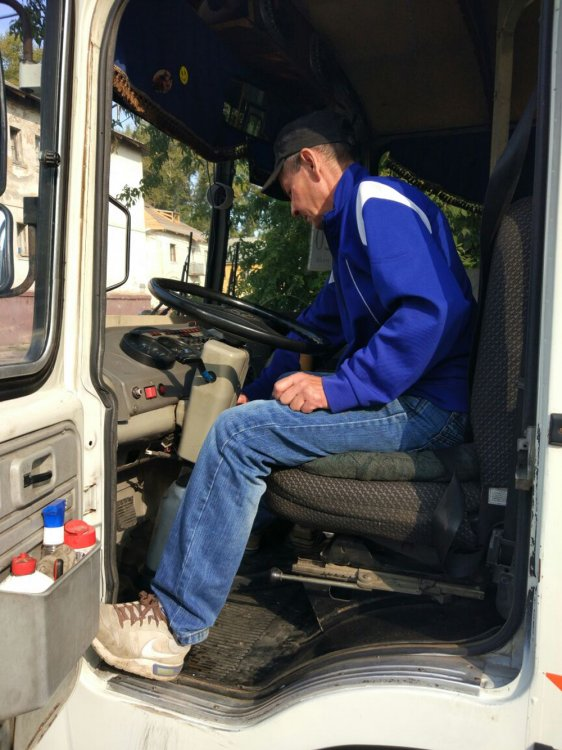 В Уфе задержан нетрезвый водитель пассажирского автобуса