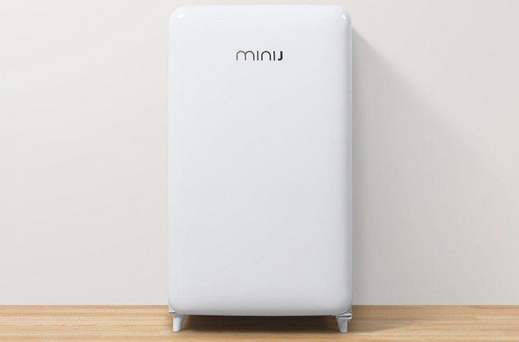 Фирменный магазин «Румиком» представляет оригинальное решение для кухни – мини-холодильник Xiaomi MiniJ Kokichi Mini Fridge