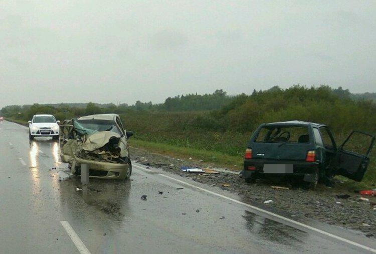 Жуткие аварии за сутки в Башкирии: 8 человек погибли, еще 18 ранены