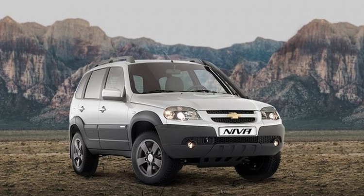 «Джи Эм-АВТОВАЗ» продлевает действие программ при покупке Chevrolet NIVA до конца года