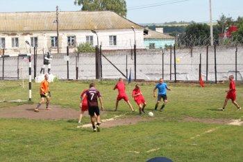В Стерлитамакской воспитательной колонии завершилась VIII Всероссийская спартакиада среди несовершеннолетних осужденных