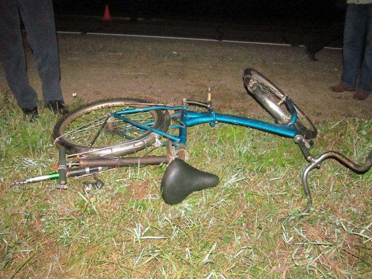 В Башкирии водитель на Nissan X-Trail насмерть сбил велосипедиста
