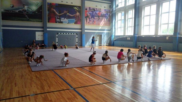 В Стерлитамаке открылась школа художественной гимнастики