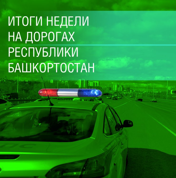 За неделю на дорогах Башкирии погибли 12 человек