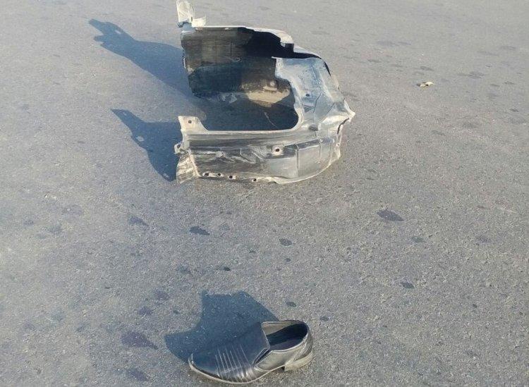 Утром в Уфе в ДТП погиб мужчина-пешеход