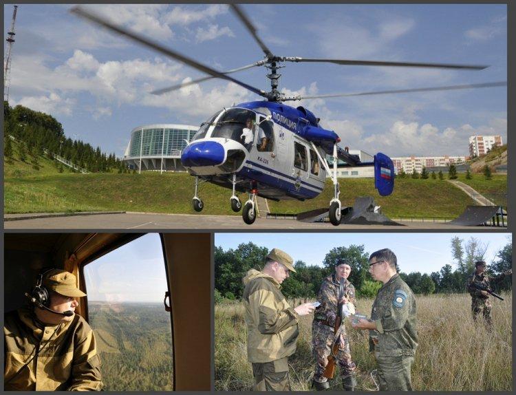 В Башкирии росгвардейцы провели свыше 375 рейдов по выявлению фактов браконьерства