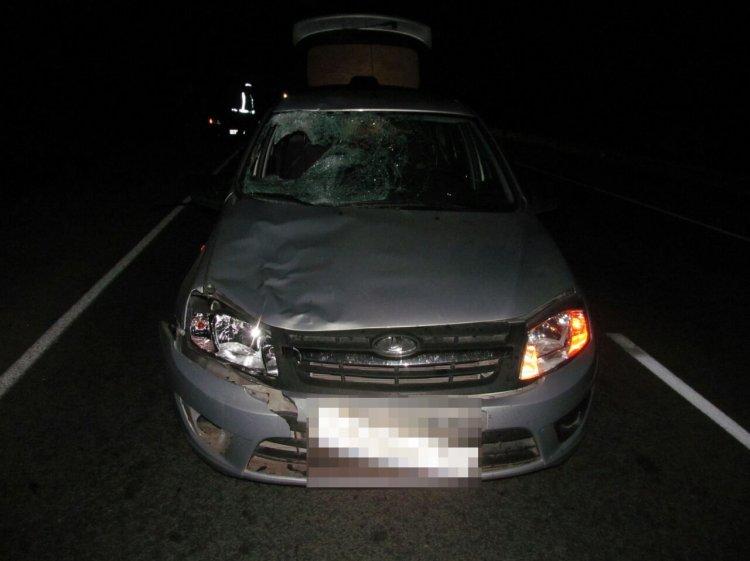 В Башкирии автомобилисты стали чаще сбивать пешеходов