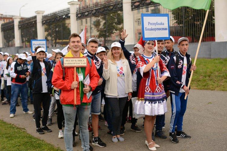 Воспитанники детских домов Башкортостана вошли в десятку сильнейших спортсменов Приволжья