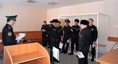 Судебные приставы  спасли жизнь свидетелю в здании Верховного суда Башкирии