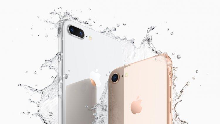 Apple представила новое поколение iPhone: iPhone 8 и iPhone 8 Plus