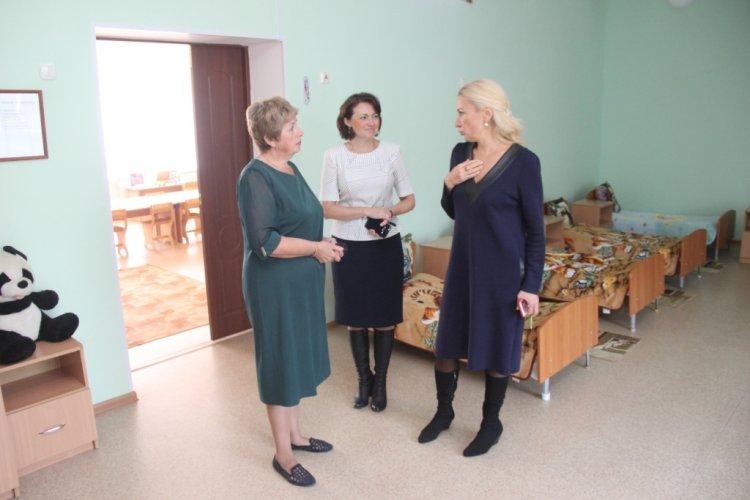 Кумертау  с рабочим визитом посетила Милана Скоробогатова, уполномоченный по правам ребёнка в РБ