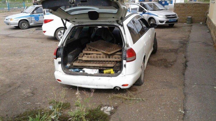 В Уфе сотрудники Росгвардии предотвратили хищение решеток ливневой канализации