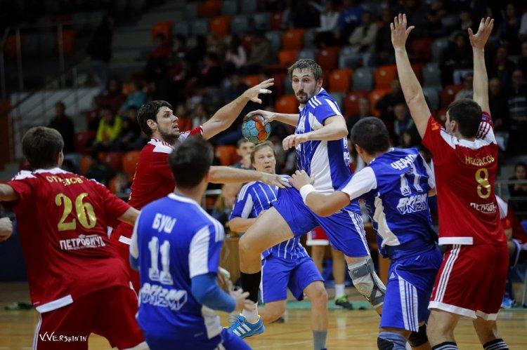 Салават встречает Чемпионат России по гандболу