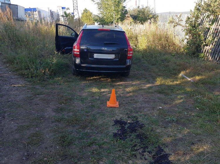 В Башкирии под колесами автомобиля погибла 87-летняя пенсионерка