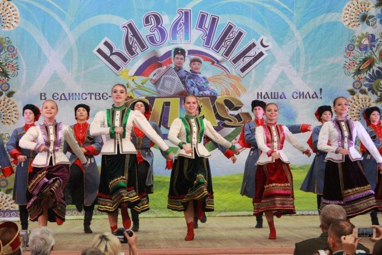 В Кумертау состоялся фестиваль казачьей культуры «Казачий спас»