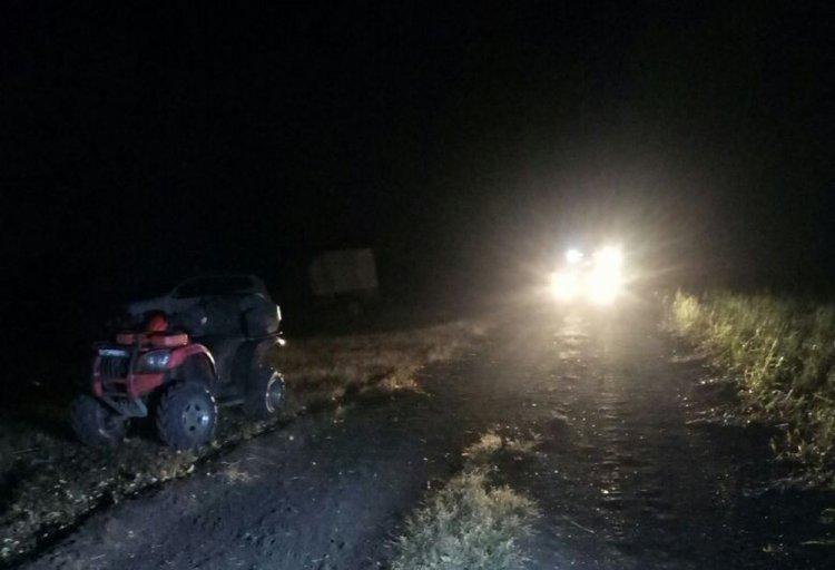 В Башкирии 31-летний мужчина разбился на квадроцикле