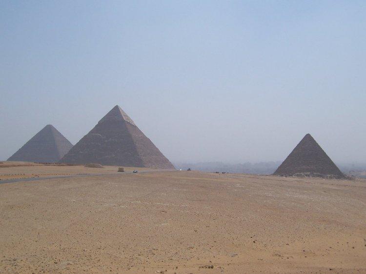 Раскрыта тайна строительства египетских пирамид