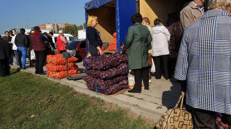 30 сентября в Стерлитамаке пройдет сельскохозяйственная ярмарка